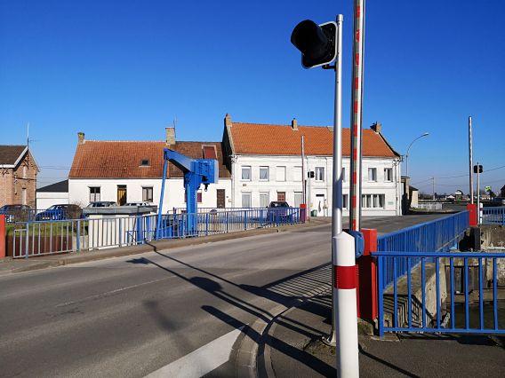 Le Pont d'Hennuin fermé du 17 février au 3 mars 2020