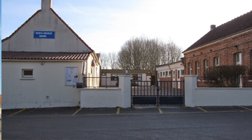 Mairie de Muncq-Nieurlet