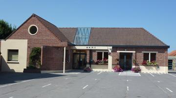 Mairie d'Offekerque