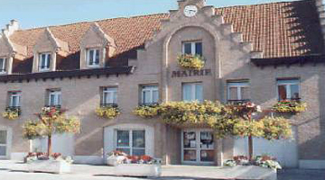 Mairie d'Oye-Plage