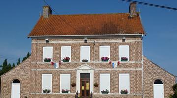 Mairie de Recques-sur-Hem