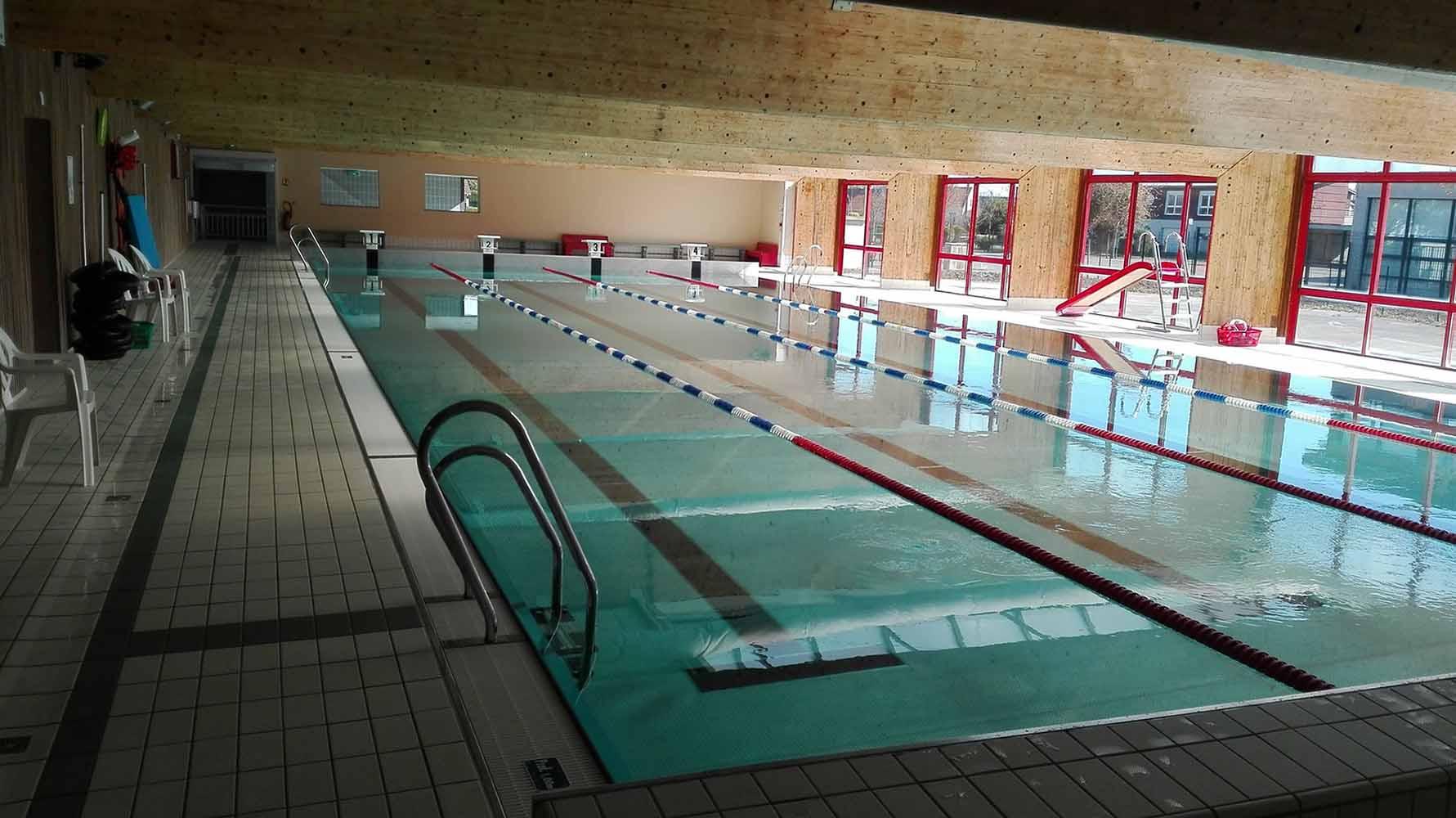 La piscine intercommunale
