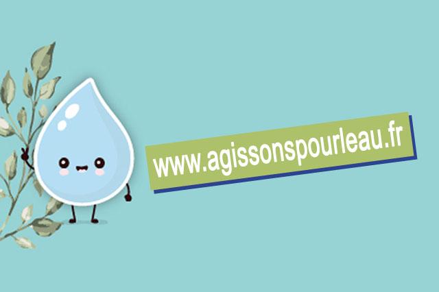 Avenir de l'eau : donnez votre avis !